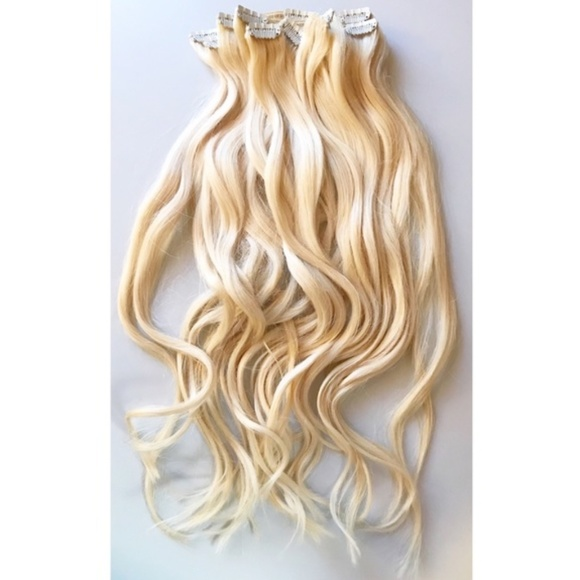 Foxy Locks Accessories Hollywood Blonde 230g Hair Extensions